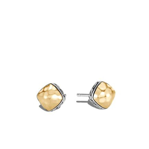 Cluster Sugarloaf Stud Earrings