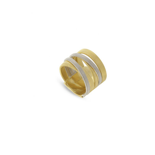 Masai Criss Cross Ring