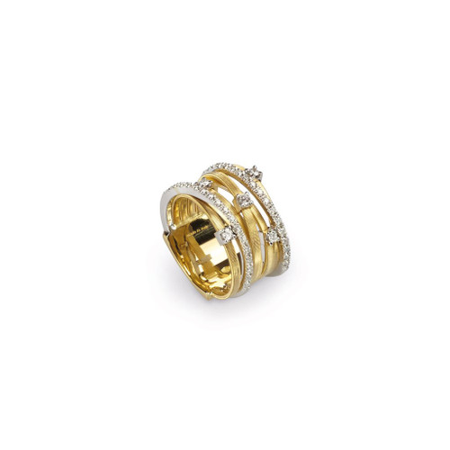 GOA 7 Strand Diamond Ring