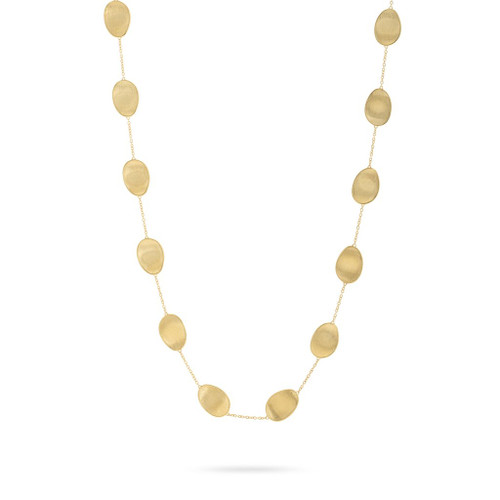 Lunaria Long Necklace