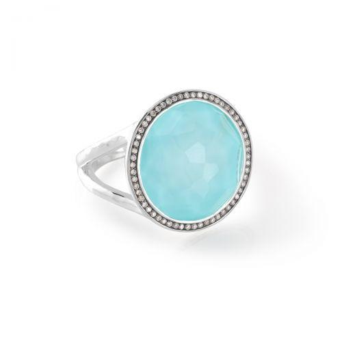 Stella Large Turquoise Statement Ring