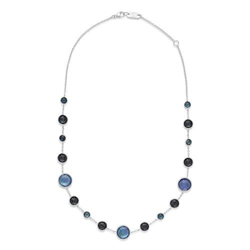 Lollitini Short Necklace in Eclipse