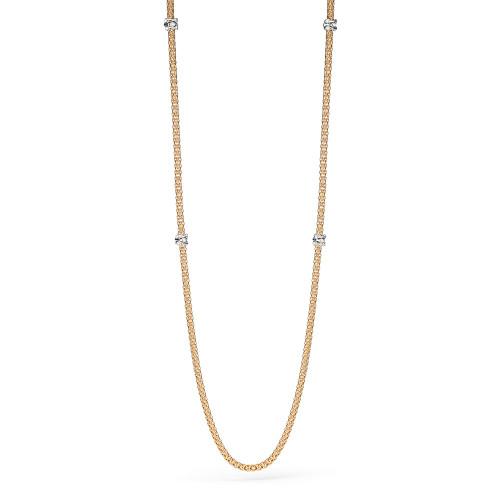 Prima Flexible Link Necklace