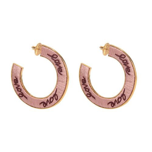 Love Fiona Hoop Earrings