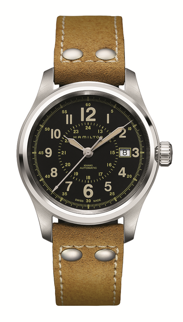 Khaki Field Automatic 40mm
