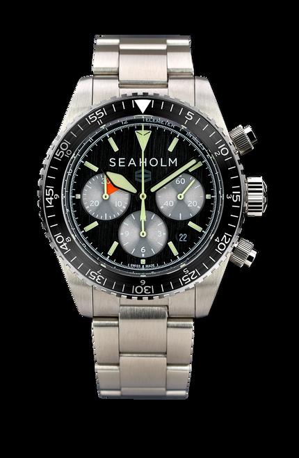 Flats Chronograph Watch