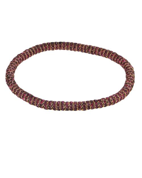 Red Topaz Gioconda Stretch Bracelet