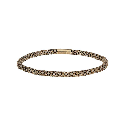 Brown Diamond Gioconda Stretch Bracelet