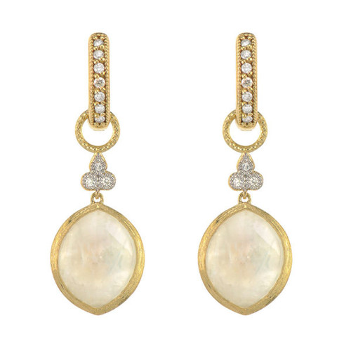 Provence Marquis Stone Trio Earring Charms