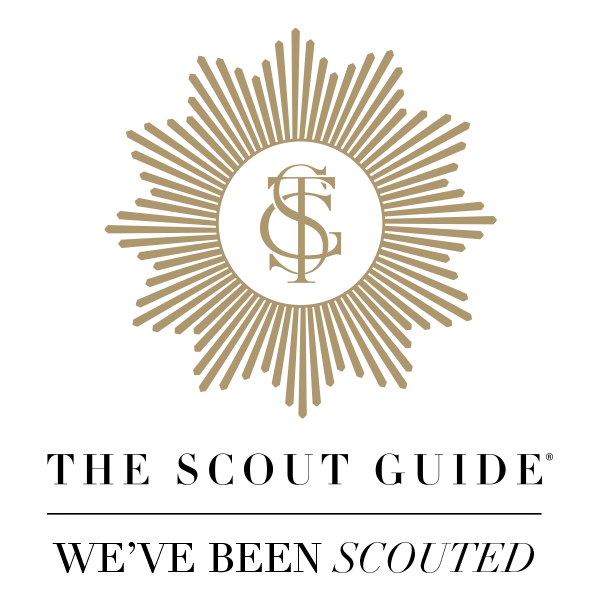 The Scout Guide We've been scouted badge