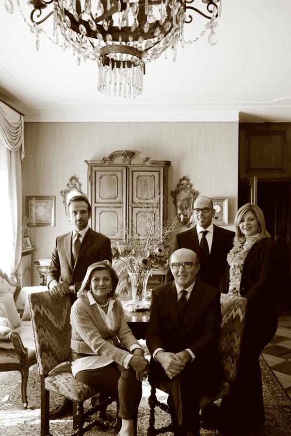 The Picchiotti Fine Jewelry Family