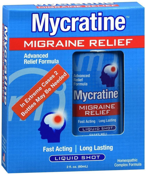Mycratine Migraine Relief