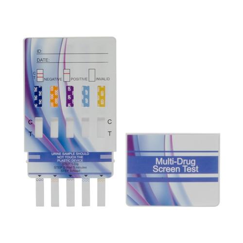 5 Panel MD Urine Dip Card Drug Test
