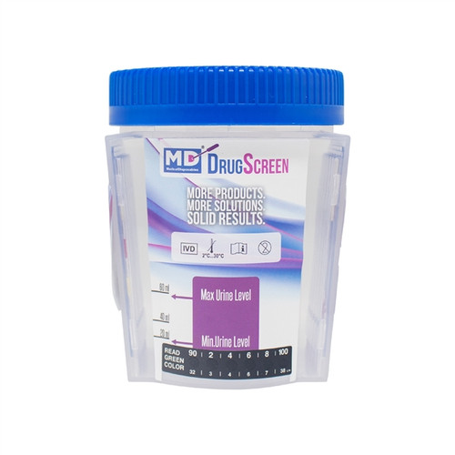 10 Panel Urine Cup Test (MDC4104)