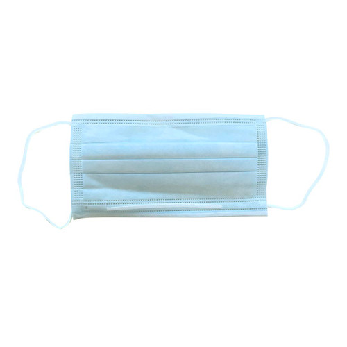 Disposable Face Mask 3 Ply Blue