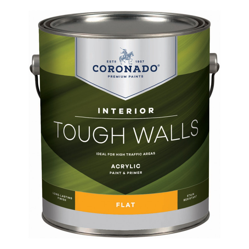 Coronado Tough Walls Flat 24 Line