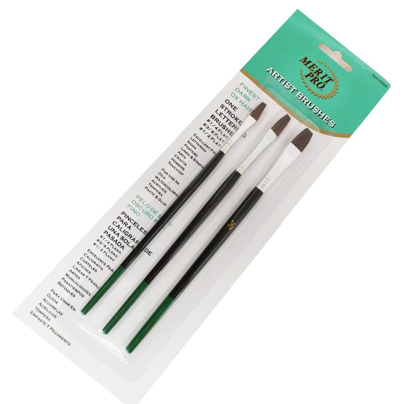 Merit Pro Artist Brush Set