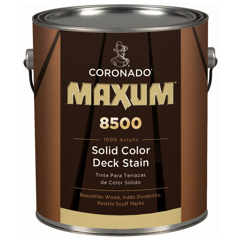 Maxum Solid Deck Stain