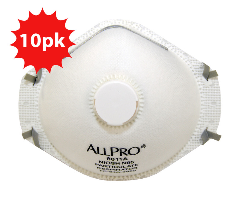 disposable n95 respirator mask