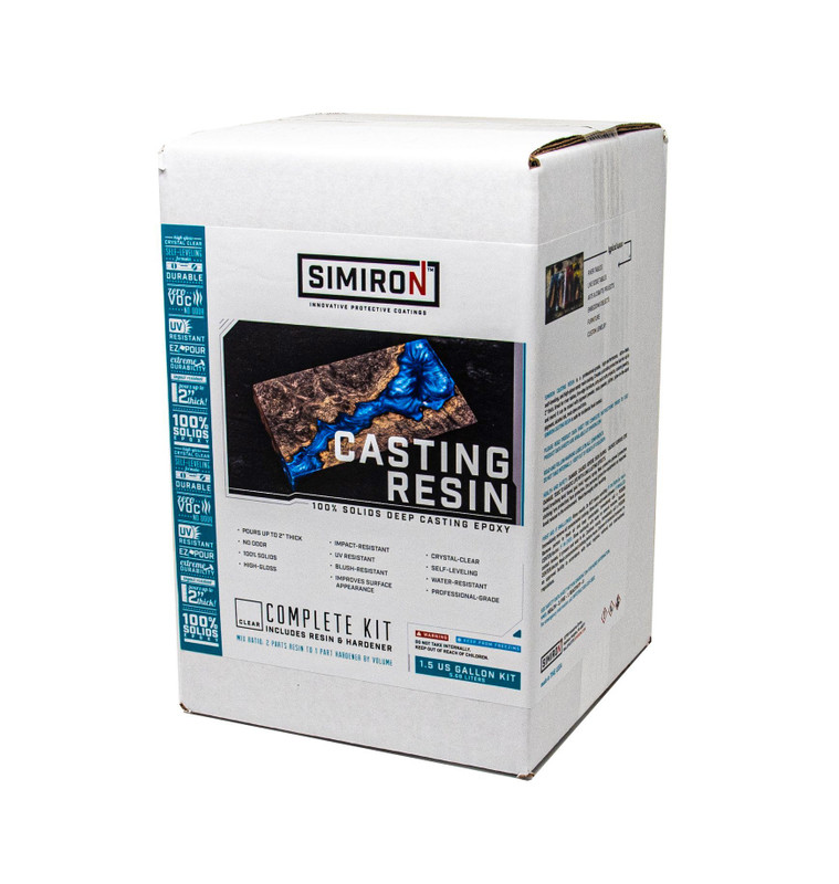 Simiron Professional Casting Resin