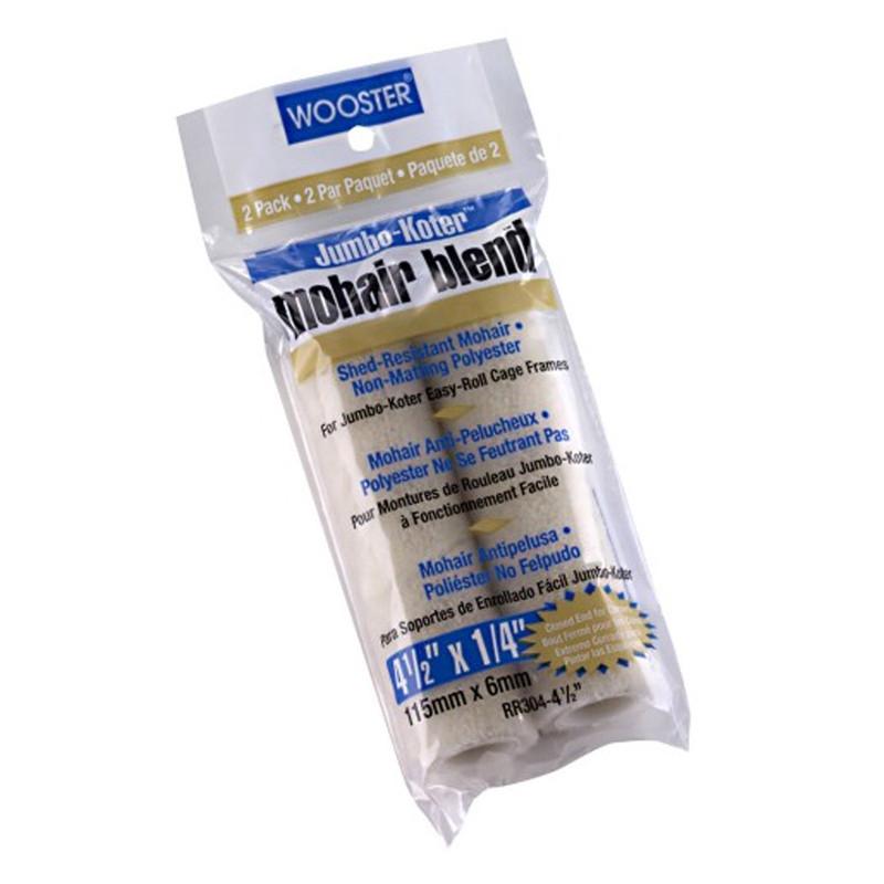 Wooster Mohair Jumbo Koter Mini Roller