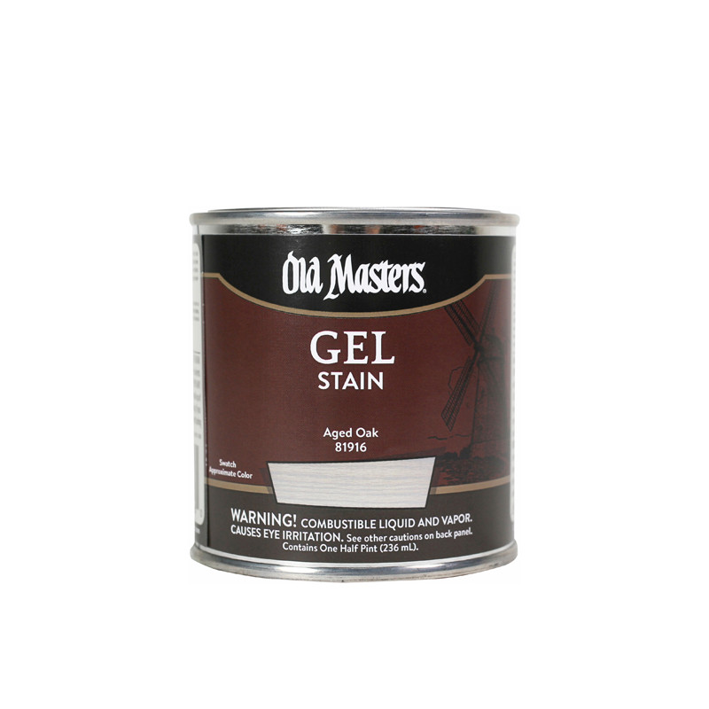 Old Masters Gel Stain Half Pint