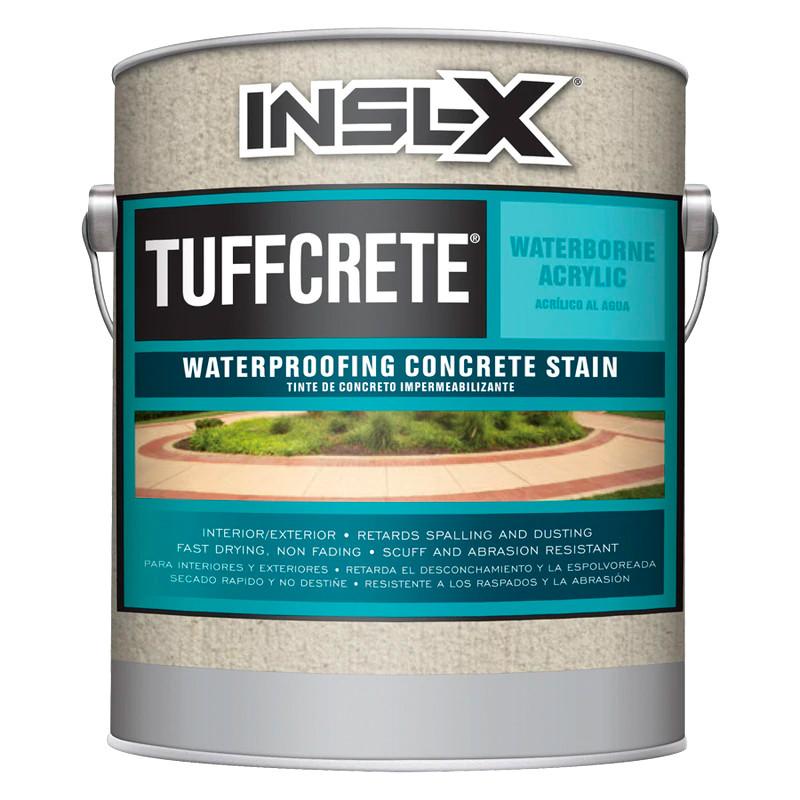 INSL-X TuffCrete Waterborne Concrete Stain