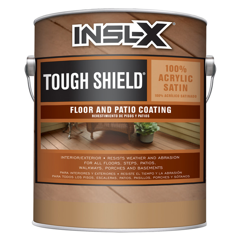INSL-X Tough Shield Floor & Patio Paint