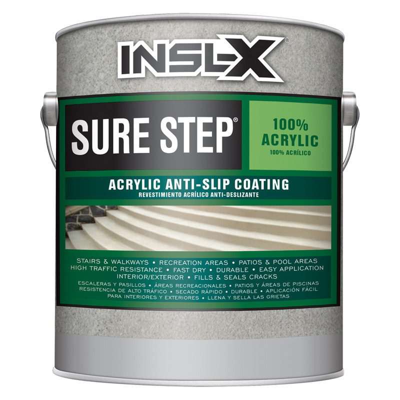 Insl-x Sure Step Anti-Slip Floor Paint SU-Series