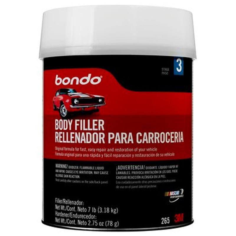 3M Bondo Body Filler