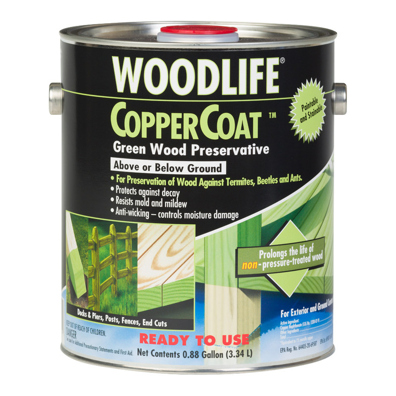 Wolman Woodlife Copper Coat