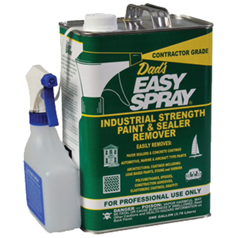 Dad's Easy Spray Paint Remover - Contractor Grade