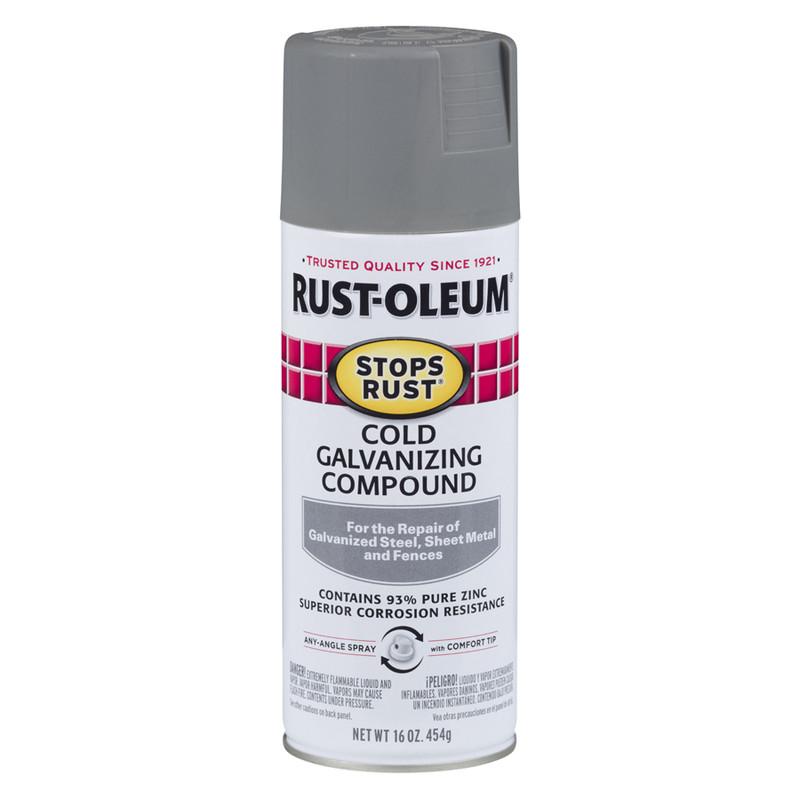 Rustoleum Galvanizing Spray Primer