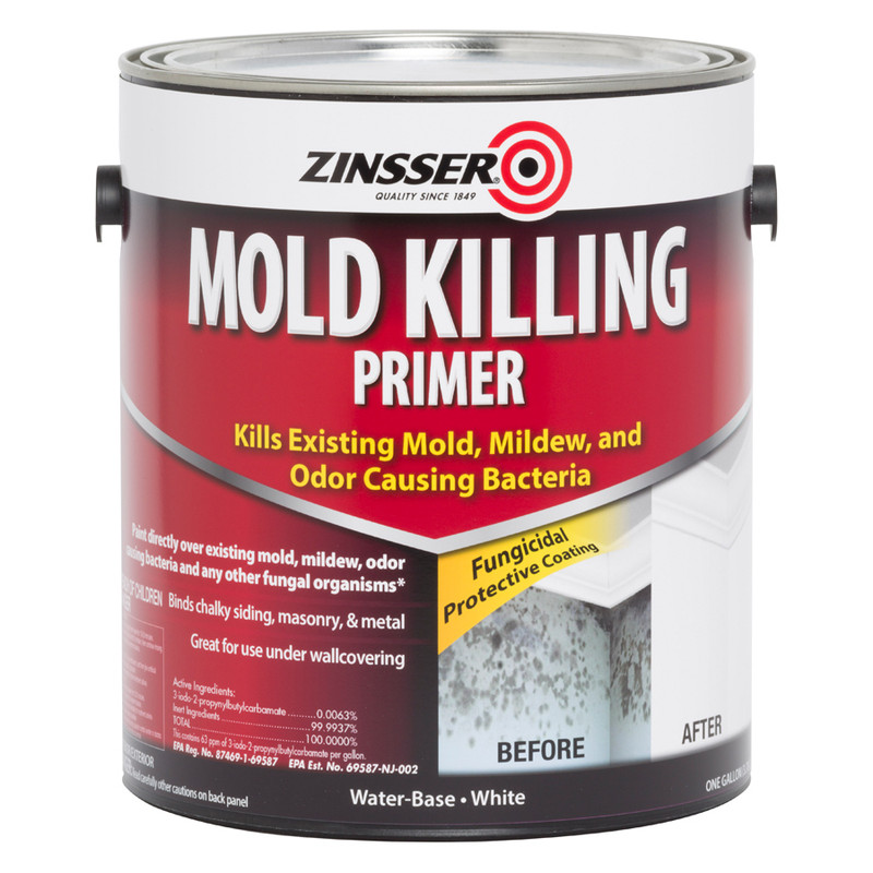 Zinsser Mold Killing Primer Gallon
