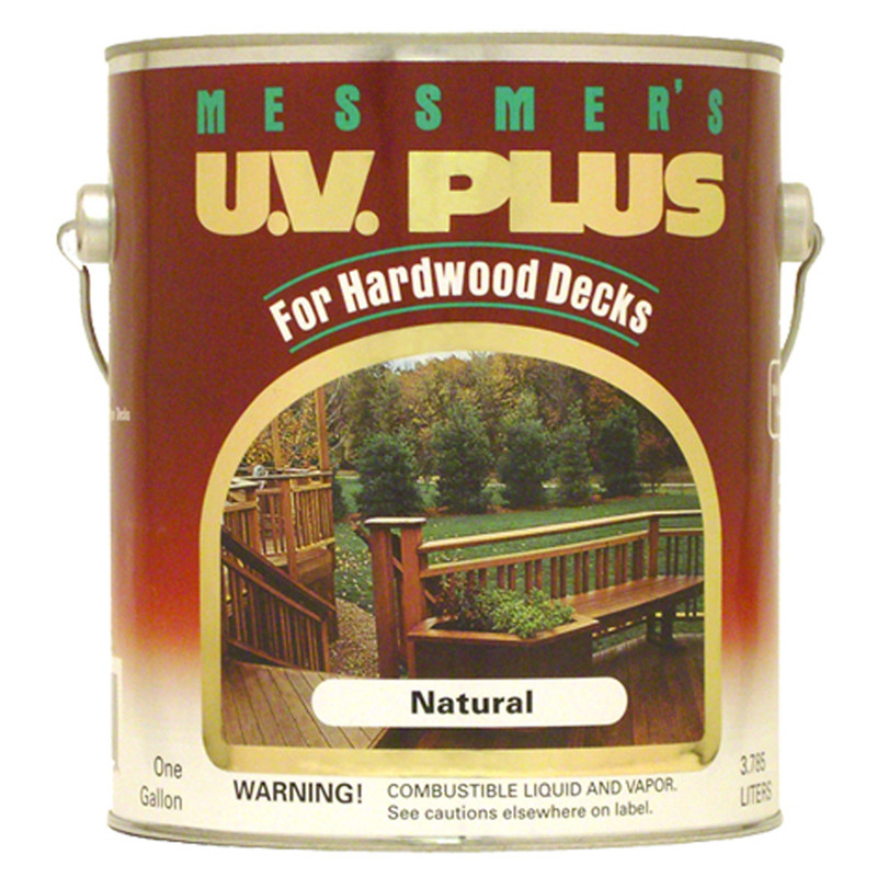 Messmer's UV Plus for Hardwoods