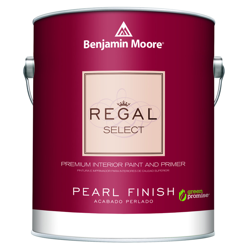 Benjamin Moore Regal Select Pearl 550