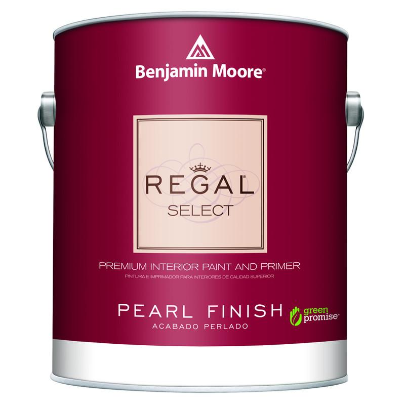 Benjamin Moore Regal Select Pearl 550