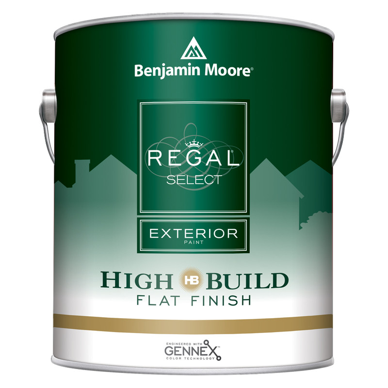 Benjamin Moore Regal Select Exterior High Build Flat