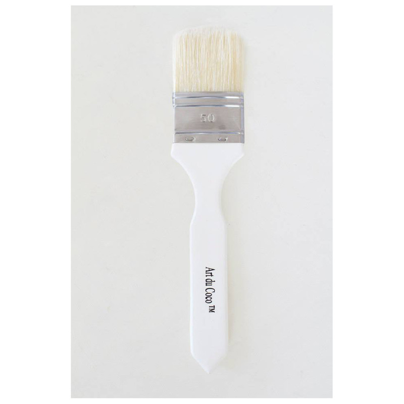 "Art du Coco 2"" Oval Brush"