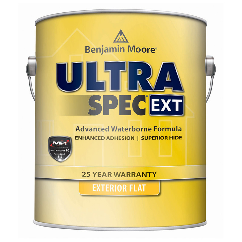 Benjamin Moore Ultra Spec EXT Flat N447