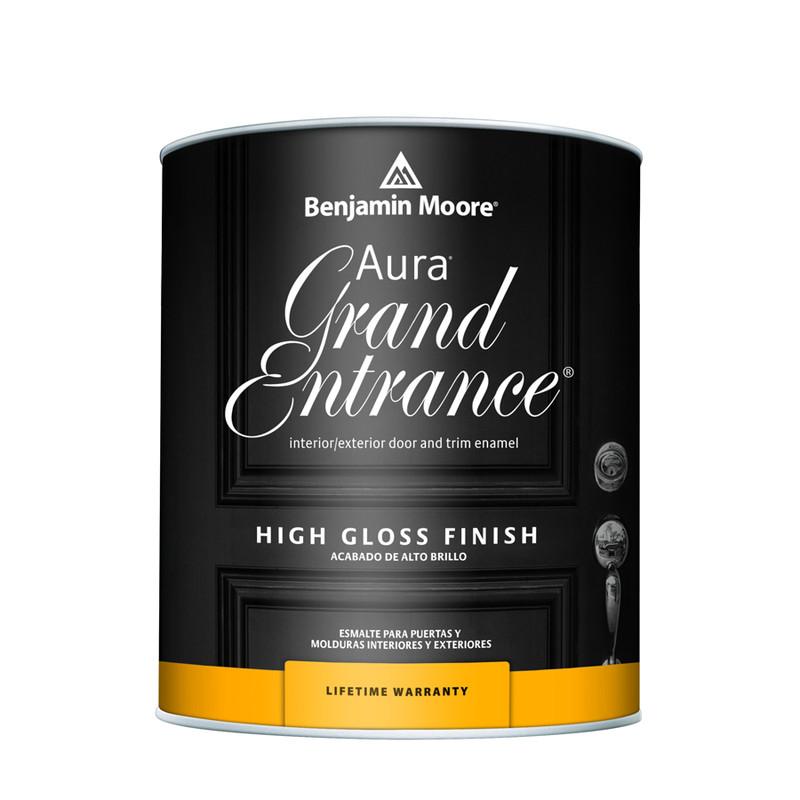 Benjamin Moore Aura Grand Entrance Gloss