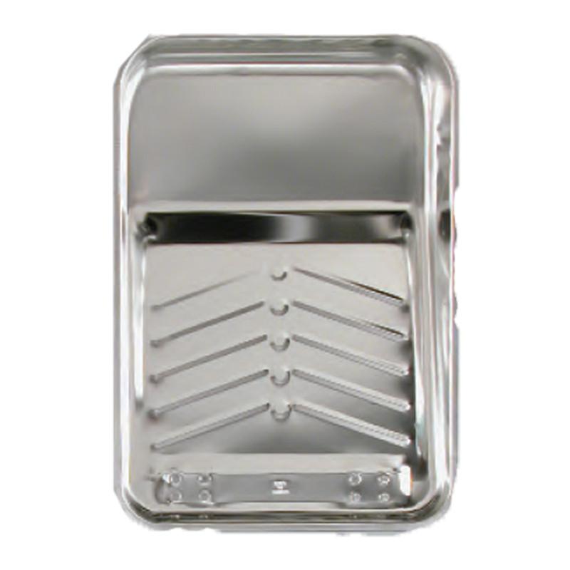 "9"" Standard Metal Tray"
