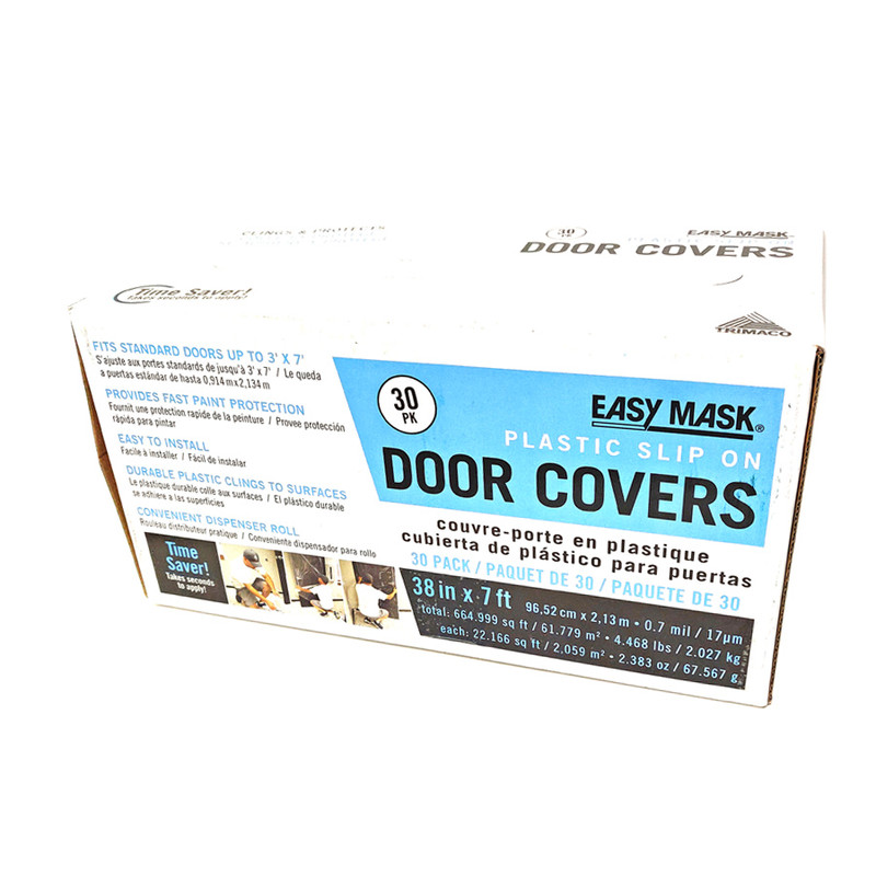 Trimaco Door Covers