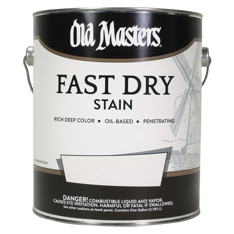 Old Masters Fast Dry Stain Gallon