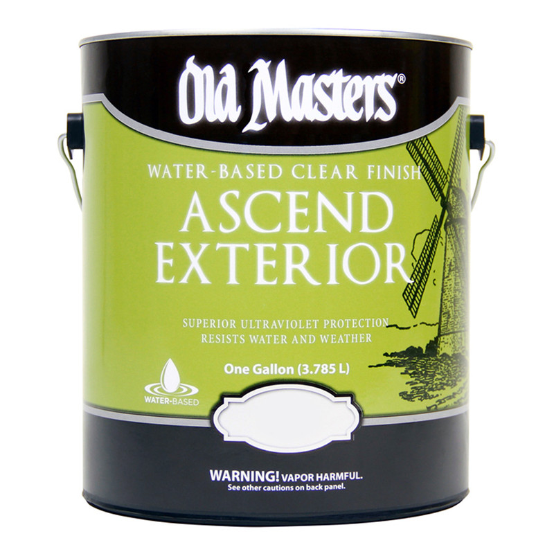 Old Masters Ascend UV Protective Finish