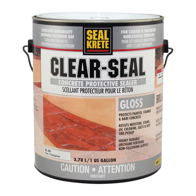 Seal Krete Clear Seal Gloss