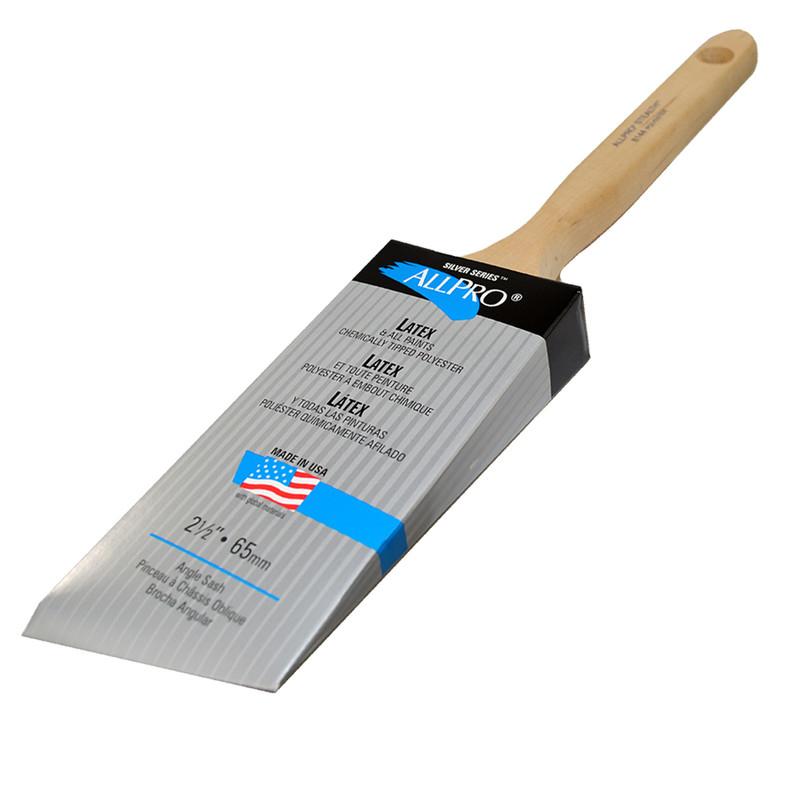 Allpro Silver Series Liberator Paint Brush 8147
