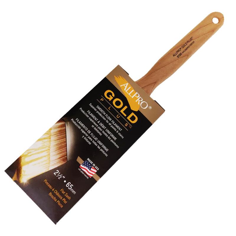 Allpro Gold Plus Paint Brush 8186 Straight Sash