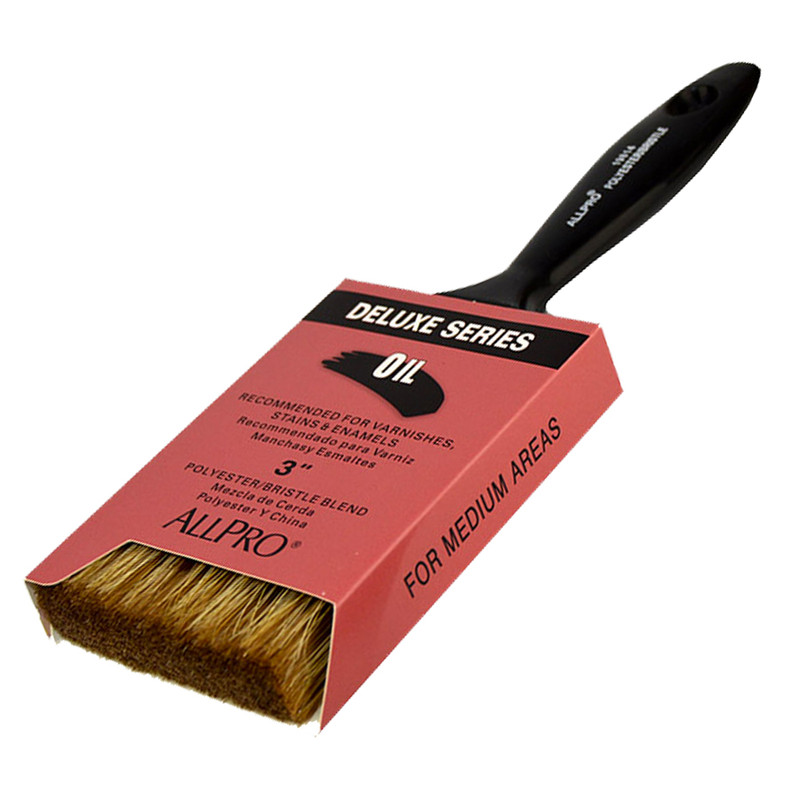 Allpro Deluxe Oil Paint Brush 19814