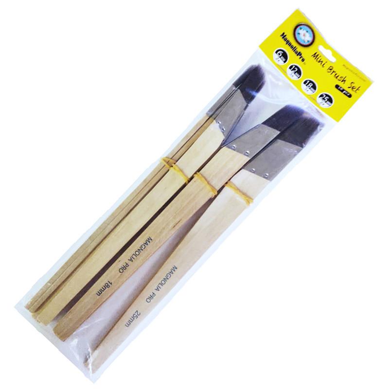 Magnolia Pro Mini Brush Set